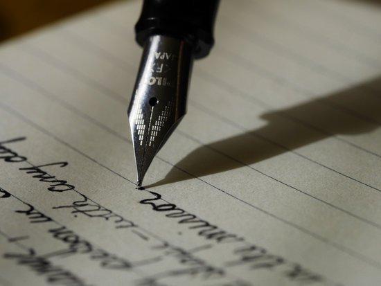 L'atelier d'écriture