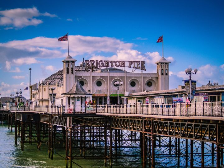 The English Seaside : Brighton